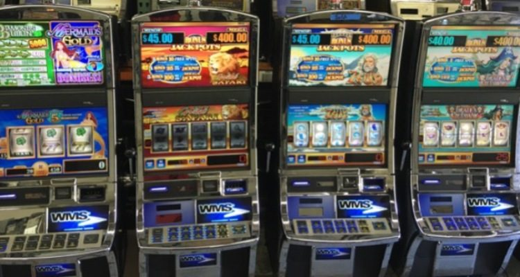 All About Buying Used Slot Machines