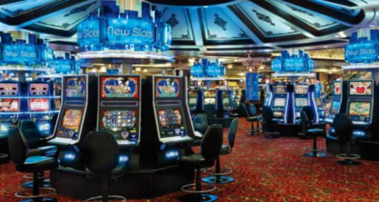 Casino Slots Go Online!