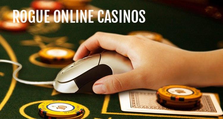 Some Dishonest Tactics of Rogue Online Casinos