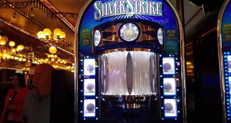 The Silver Strike Slot Machine Story