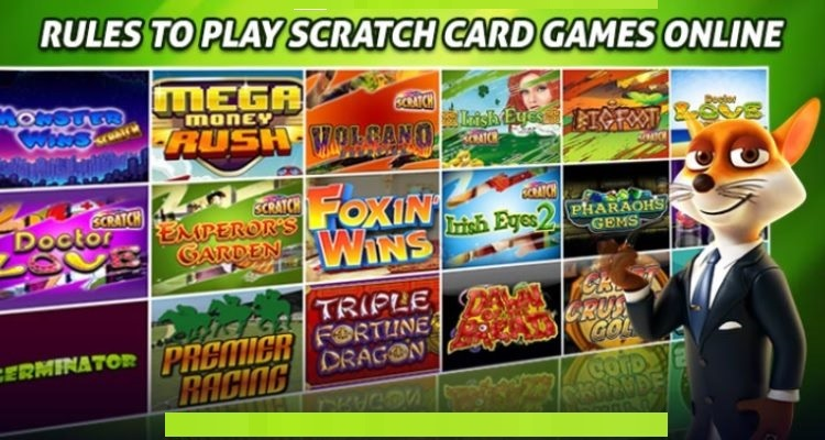 Enjoyable Gaming With Online Scratch Cards